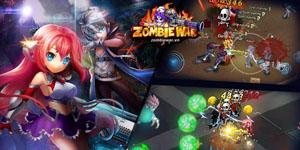Zombie War – Tìm hiểu tính năng Kỹ năng