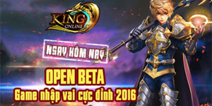 XemGame tặng 1000 giftcode King Online