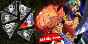 Trải nghiệm One Piece ZeZe – Không tạo ra đột biến cho thể loại game màn hình ngang
