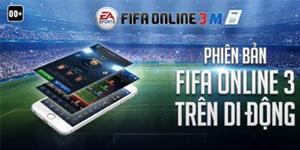 FIFA Online 3 Mobile chính thức ra mắt game thủ Việt Nam