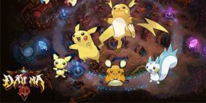 """Game thủ """"mê tít"""" hệ thống Pet game Đấu Ma 3D vì giống hệt Pokemon"""