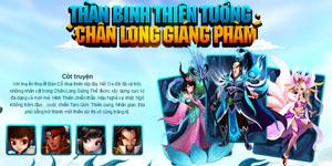 Webgame Chân Long 2016 hồi sinh liệu có giành được ngôi vương?