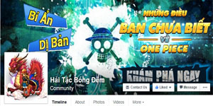 """Thích thú với """"dị bản One Piece"""" do chính người Việt sáng tác"""