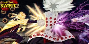 Tặng 515 giftcode Huyền Thoại Naruto