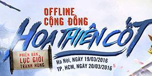 Tháng 3 này tại Trung tâm Game lớn nhất Hà Nội, các bạn cứ đến là có quà!