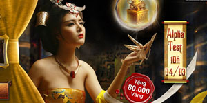 Đế Vương Bá Nghiệp mở cửa Alpha Test tại Việt Nam ngày 4/3