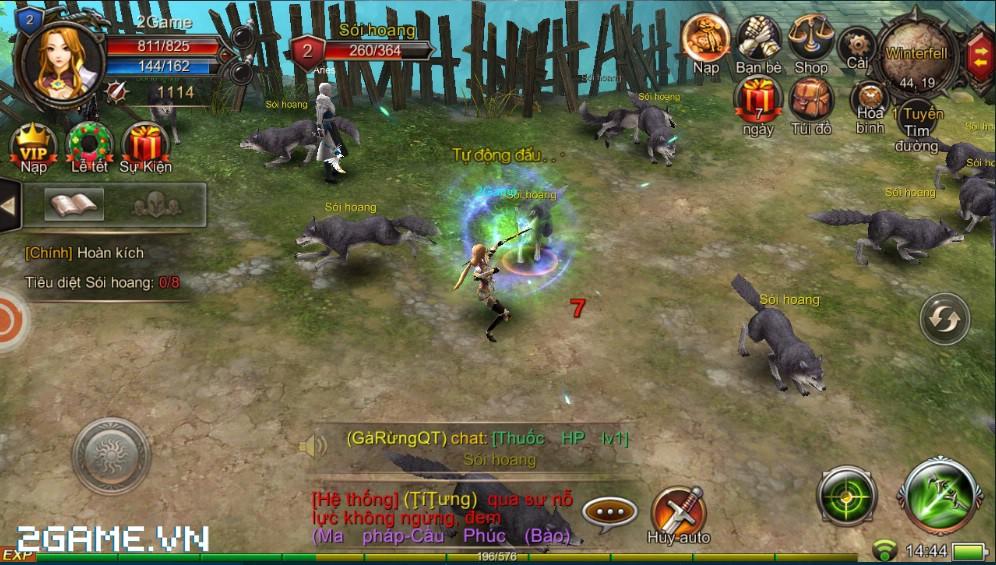 Game thủ dành nhiều lời khen cho Mộng Vương Quyền ở khía cạnh gameplay