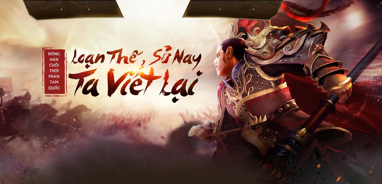 Tào Tháo hẹn Lưu Bị đại chiến trong game Thịnh Thế Tam Quốc