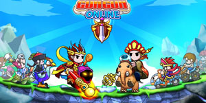 GunGun Online – Gunbound Mobile của người Việt
