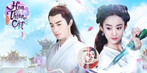Hoa Thiên Cốt VNG tặng giftcode cho game thủ 2Game