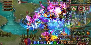 Thử thách trong chiến trường liên server cùng game Thịnh Thế Tam Quốc