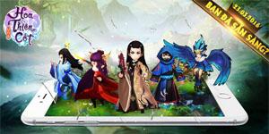 Game mobile Hoa Thiên Cốt VNG sẽ cho game thủ được coi phim miễn phí