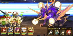 Búa Tạ Online khẳng định đẳng cấp nhờ đồ họa 2D tuyệt vời, gameplay hấp dẫn