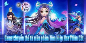 XemGame tặng 460 giftcode Hoa Thiên Cốt VNG