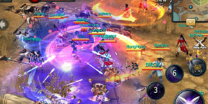 Độc Cô Cửu Kiếm Mobile: Bang Hội Tranh Đoạt Chiến – Điểm hấp dẫn nhất của những tựa game kiếm hiệp