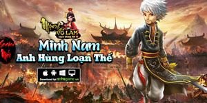 Tặng 320 giftcode game Mộng Võ Lâm
