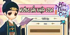 XemGame tặng 500 giftcode Hoa Thiên Cốt VNG mừng Alpha Test đợt 2