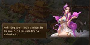 Trải nghiệm web game online Đế Vương Bá Nghiệp trước ngày ra mắt