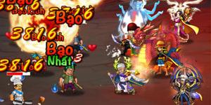 Hàng trăm fan One Piece bối rối vì gameplay của Hải Tặc Bóng Đêm