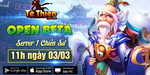 Tặng 310 giftcode game Tề Thiên Mobile