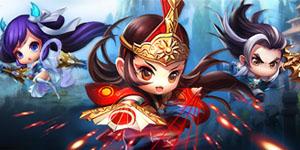 Chơi thử game mobile Võ Hiệp 3D trước thềm ra mắt tại Việt Nam