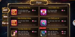 LOL Arena – Cách Nhận FREE & Tiêu Ruby Hiệu Quả