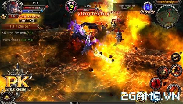 Đại Chiến PK | XEMGAME.COM