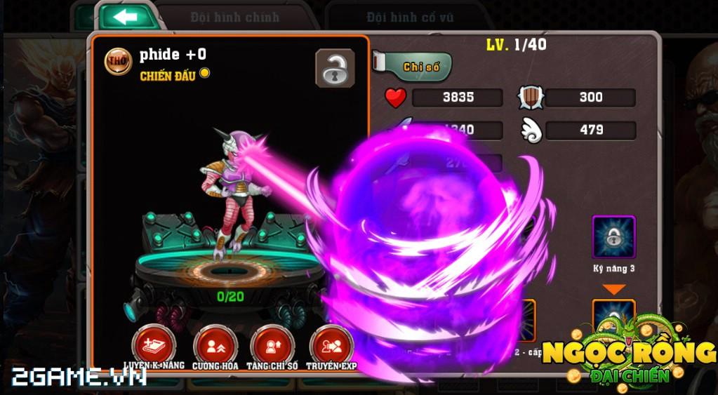 Ngọc Rồng Đại Chiến | XEMGAME.COM