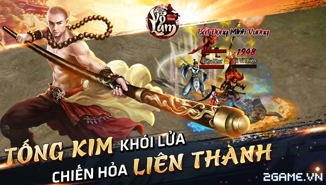 XemGame tặng giftcode game Tình Võ Lâm mobile