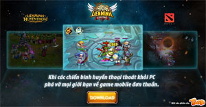 Việt Nam bất ngờ xuất hiện tựa game online cho phép fan LMHT và Dota 2 gặp gỡ nhau và…
