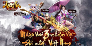 Chạm nhanh vào game mobile Kungfu Chi Vương bản Việt hóa của VNG