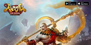 Kungfu Chi Vương chính thức mở thử nghiệm vào ngày 14/04