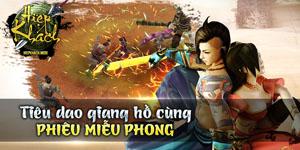 Hiệp Khách Mobile – Tiêu dao giang hồ chốn thần tiên Phiêu Miễu Phong