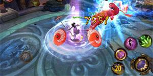 Cảm tưởng chơi Kungfu Chi Vương cứ như đang chiến game offline ý!
