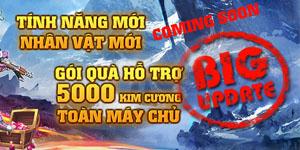 Tặng 510 giftcode game Ngọc Rồng Đại Chiến