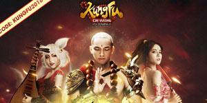 Tặng 210 giftcode game Kungfu Chi Vương