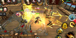 Kungfu Chi Vương mở cửa Open Beta, giới thiệu bản đồ mở đầu tiên