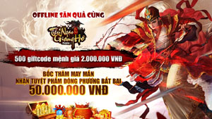 Tiếu Ngạo Giang Hồ 3D mobile tặng game thủ gần 2 tỷ đồng xài chơi