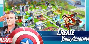 Marvel Avengers Academy – Tiếp xúc với thế giới Marvel hàng ngày hàng giờ