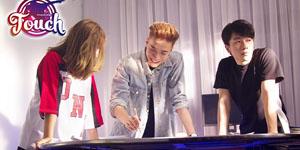 Rò rỉ hình ảnh MV mới của Nam Vương Bước Nhảy Hoàn Vũ 2016 hợp tác cùng GAMOTA