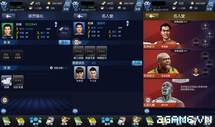 Đội Hình Siêu Sao | XEMGAME.COM