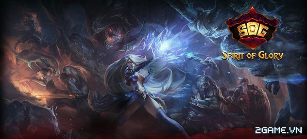 Spirit Of Glory | XEMGAME.COM