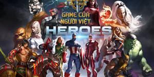 Game Việt Anh Hùng Đại Chiến Mobile sẽ được SohaGame phát hành