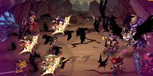Chơi thử game mobile Túy Anh Hùng trước khi ra mắt tại Việt Nam