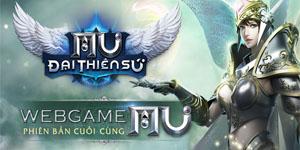 Webgame MU Đại Thiên Sứ tặng giftcode cho game thủ 2Game