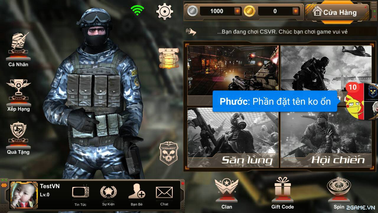 Combat Shooter Mobile | XEMGAME.COM