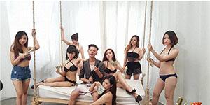 Dàn mỹ nữ Idol TV sắp tung clip quảng cáo cho game bắn súng của VTC?