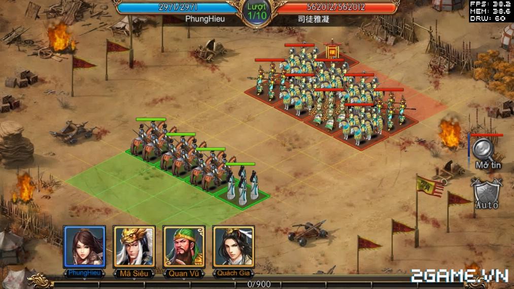 Long Tướng mobile | XEMGAME.COM
