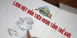 Linh vật đại sứ game đầu tiên của Việt Nam sẽ vươn tầm ra thế giới