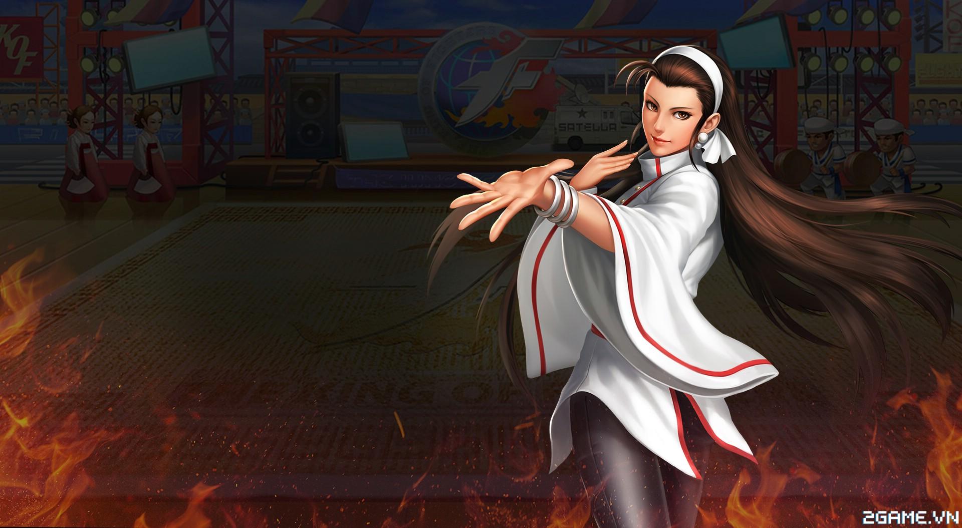 Quyền Vương 98 – Tìm hiểu tướng Chizuru Kagura
